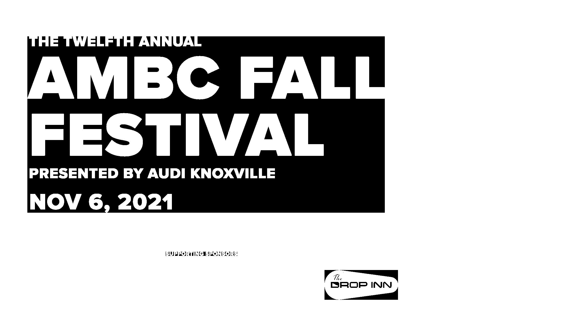 12th Annual AMBC Fall Festival